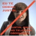 eu odeio justin biber