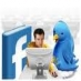 facebook X twitter - Oficial