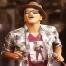 Brazil love Bruno Mars